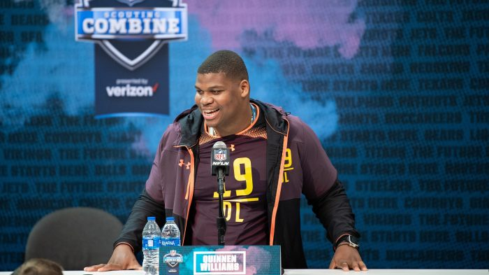 Lil Wayne's Young Money APAA Sports has potential to make history with Quinnen Williams