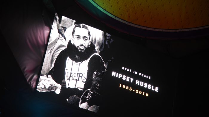 101c2a17 Life After Nipsey: Heartbroken Los Angeles tries to keep running Hussle's  marathon