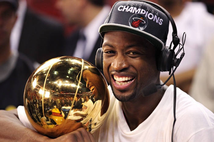 A trio of legendary nights with Dwyane Wade as he says goodbye to