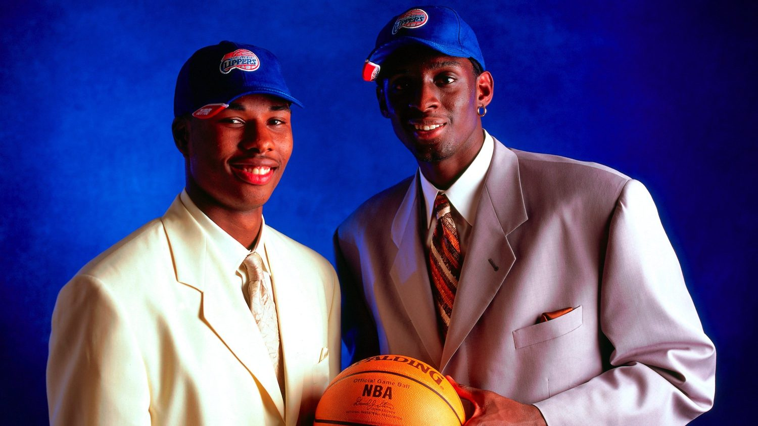 2000 NBA Draft Portraits