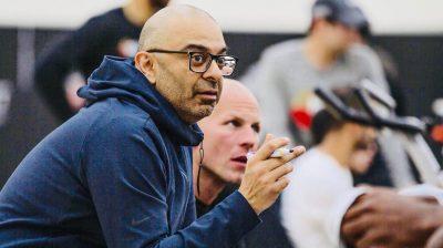 Coach Roy Rana
