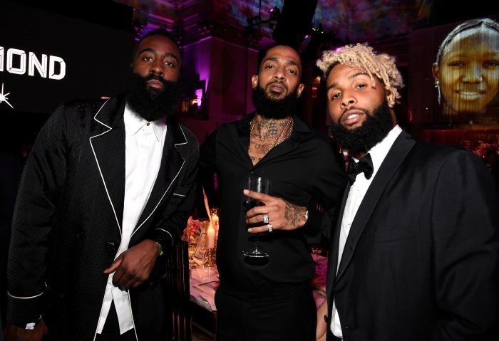 Nipsey Hussle loved the culture — and basketball was his favorite