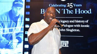A Conversation With John Singleton