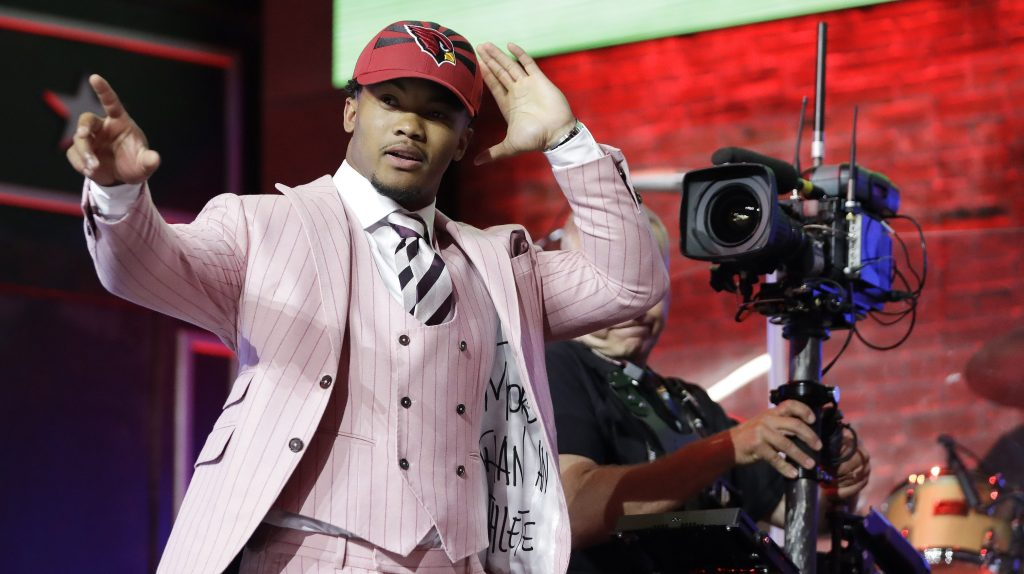 Why Kyler Murray will face more pressure than most No. 1 picks