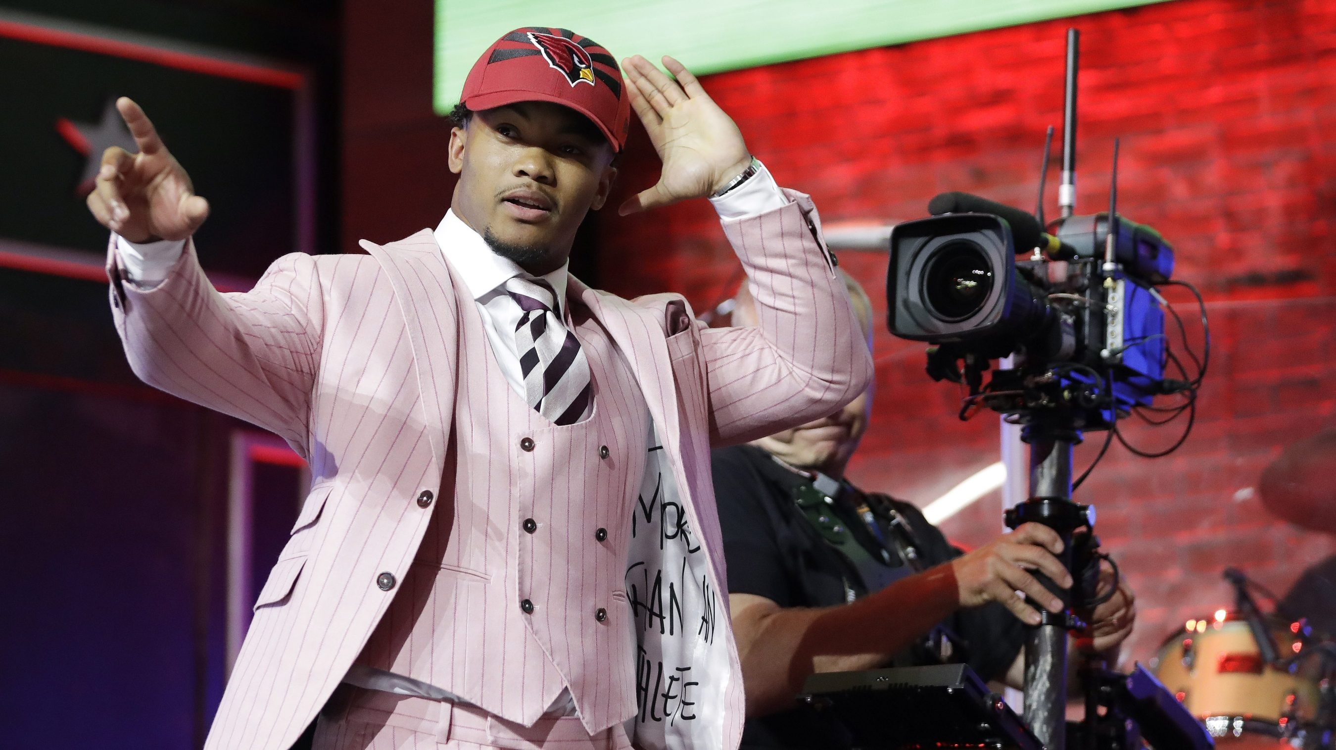 917ebc0dd1 Why Kyler Murray will face more pressure than most No. 1 picks