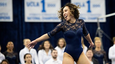 UCLA Bruins' Katelyn Ohashi