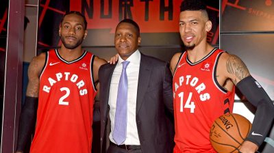 NBA: Toronto Raptors-Media Day