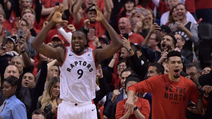 7a9f8645c NBA  Playoffs-Milwaukee Bucks at Toronto Raptors