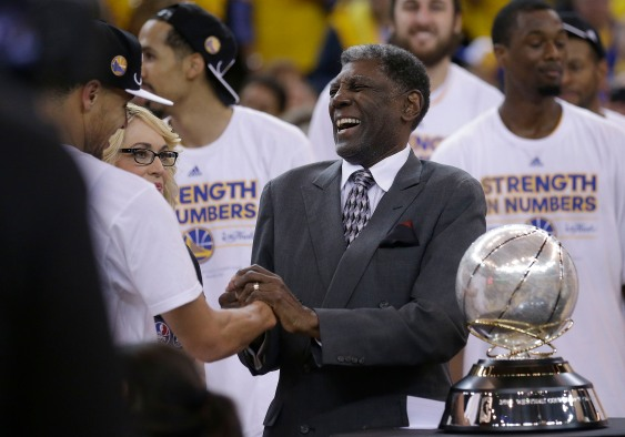 Warriors patriarch Al Attles will return to Oracle one last time
