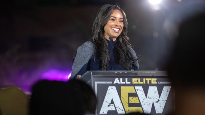 Why Brandi Rhodes has to work harder than anyone else in wrestling