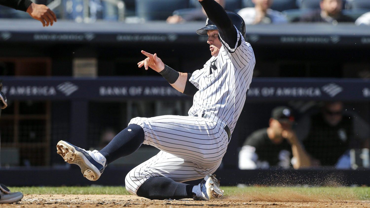 How Yankees outfielder Clint Frazier became MLB's king of
