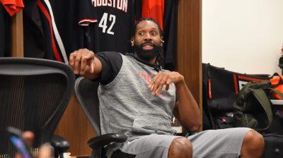 Houston Rockets v Utah Jazz – Game Four