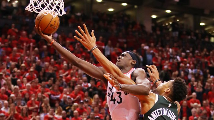 3d6cdd7e9 Milwaukee Bucks v Toronto Raptors – Game Three