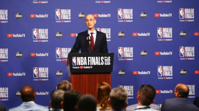 2019 NBA Finals – NBA Commissioner Adam Silver Press Conference