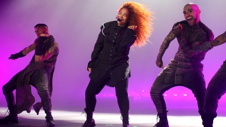 Janet Jackson Opening Night – Metamorphosis – The Las Vegas Residency