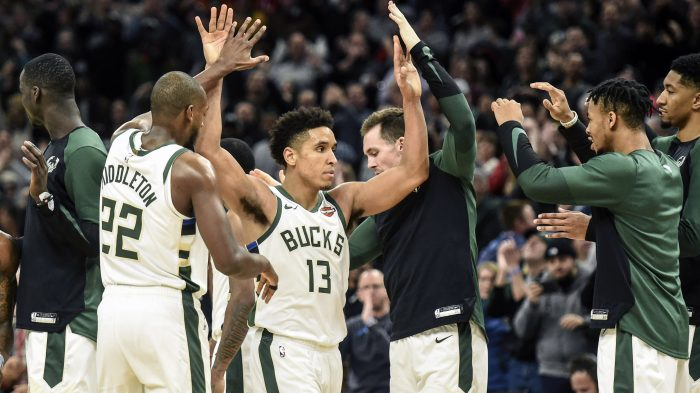 Image result for milwaukee bucks conference finals usa today