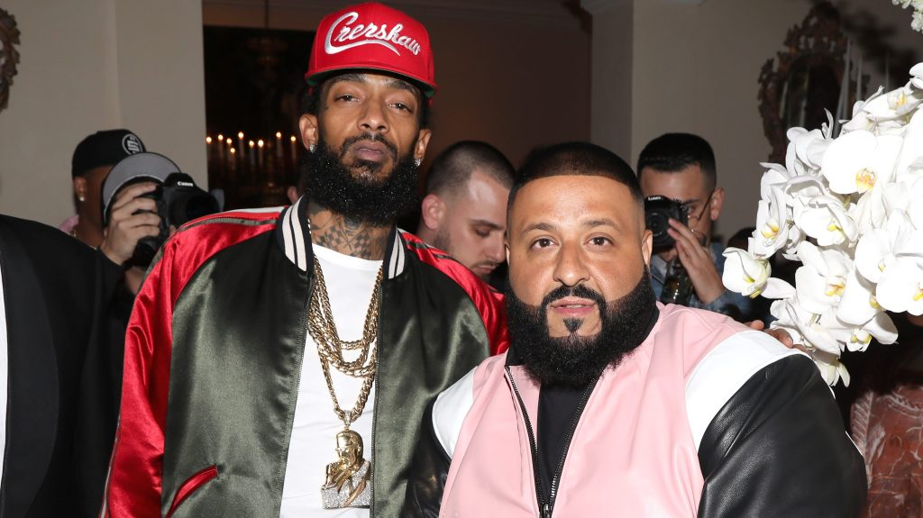 DJ Khaled's 'Higher' is a heartbreaking victory lap for Nipsey Hussle