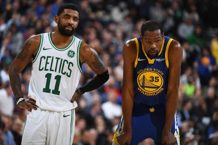 meilleur service 9fe5b b6c98 Kendrick Perkins on Kevin Durant: 'Finally, he got his own team'