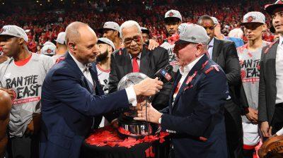 Eastern Conference Finals – Milwaukee Bucks v Toronto Raptors – Game Six