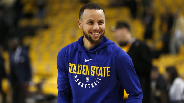 huge selection of 78a13 7d8db Why is Steph Curry still dissed so much? He doesn't fit the ...