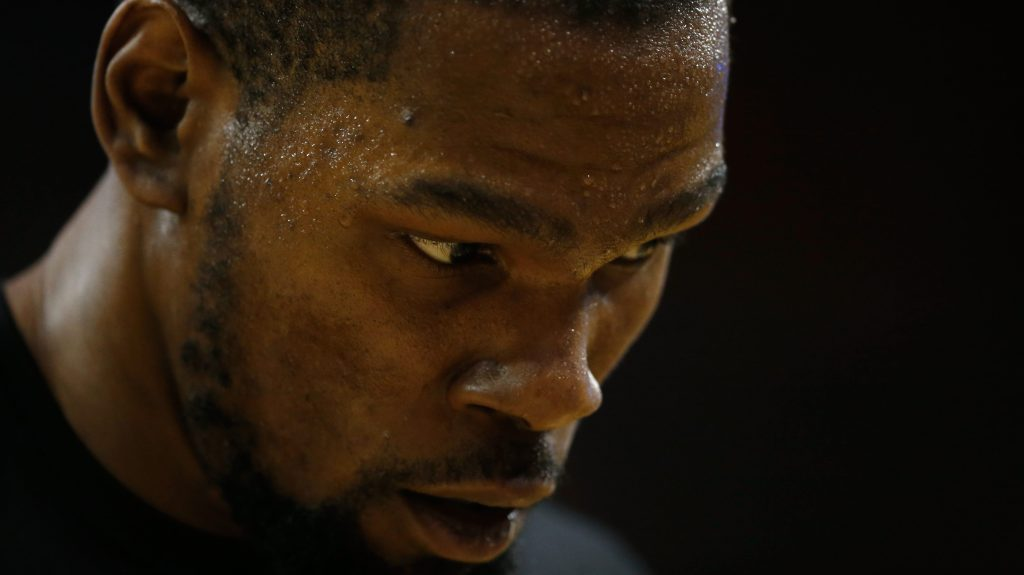 Can Kevin Durant rescue the Warriors? 'He needs a calf  Not