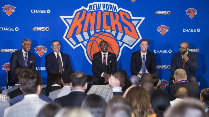 Is the Knicks' change in culture working?