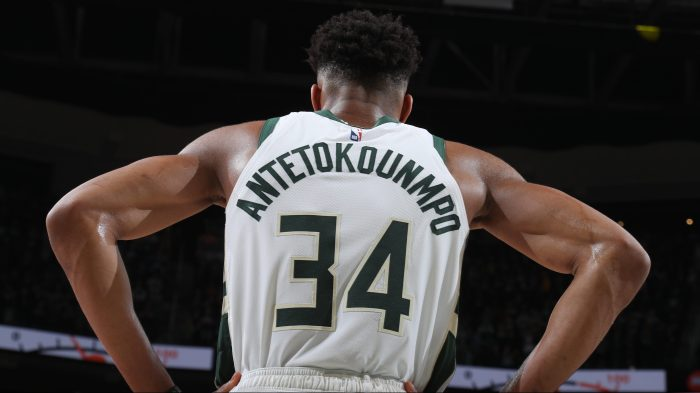 Nigerian athletes on what a 'Greek Freak' MVP would mean