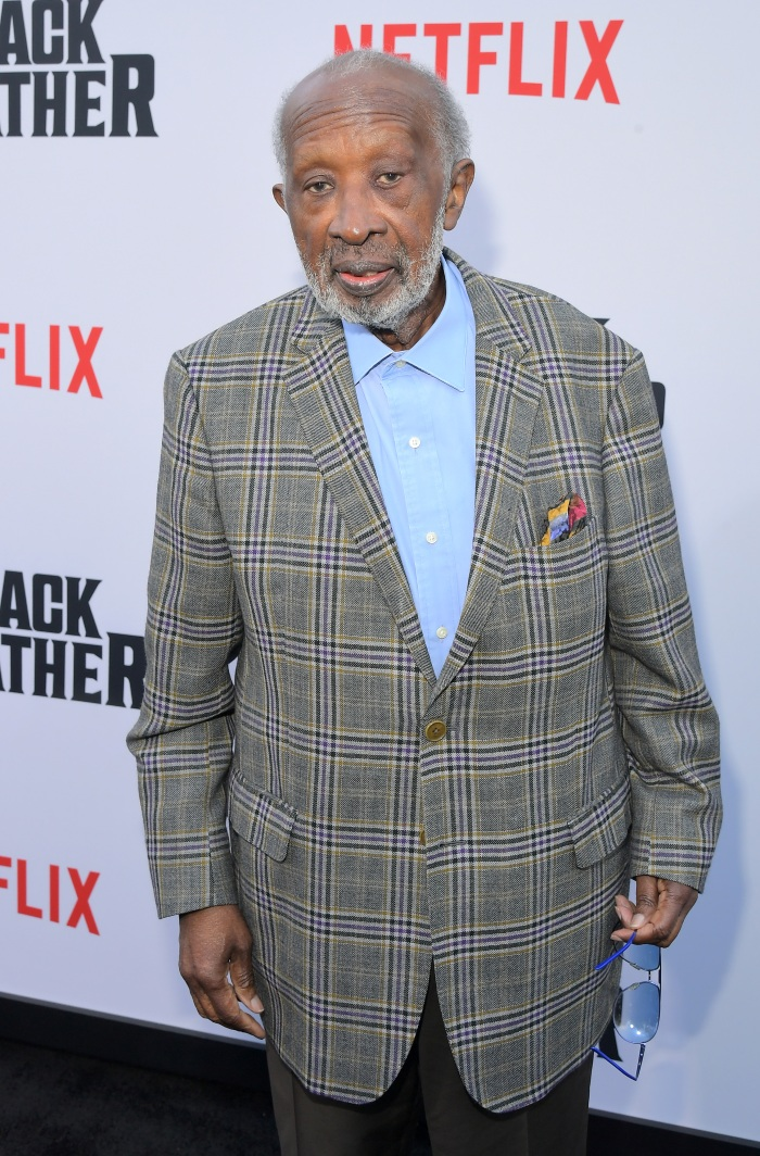 6d41ee112 The Black Godfather, known as such inside the tightknit music and  entertainment fraternity, is music executive Clarence Avant, who quietly  became one of the ...
