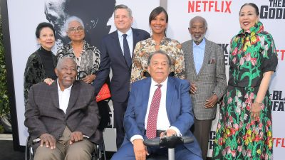 "Netflix World Premiere Of ""THE BLACK GODFATHER"