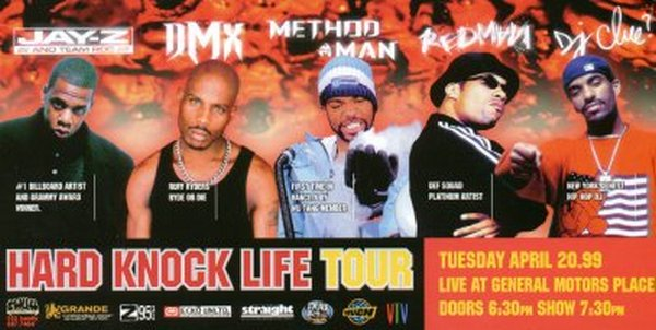 The 20 greatest hip-hop tours of all time