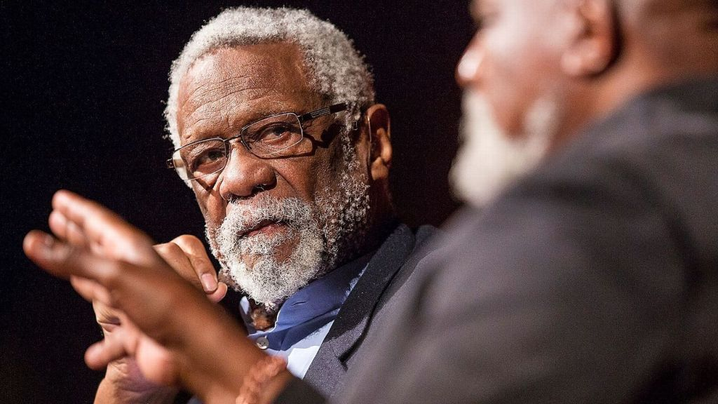 Bill Russell Activist For The Ages