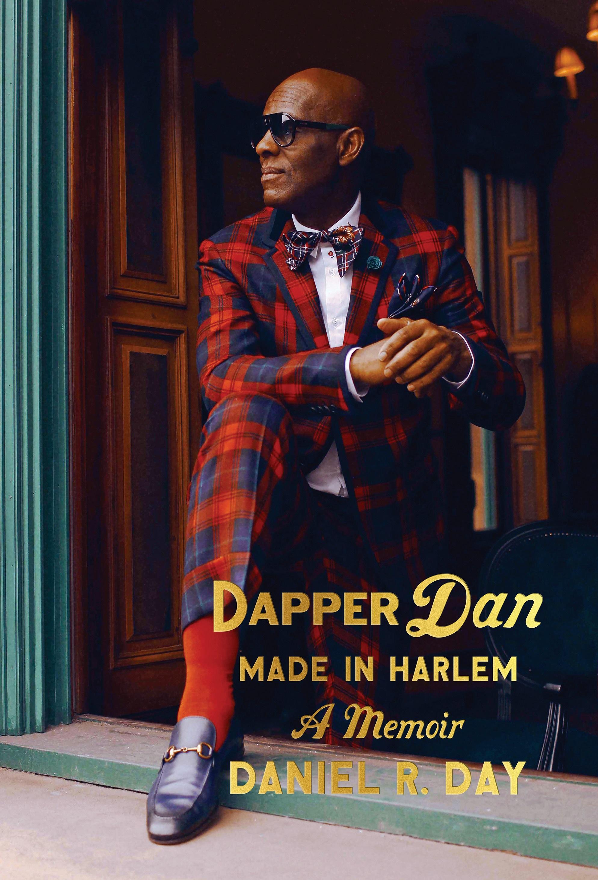 Fashion designer Dapper Dan can thank boxers for his