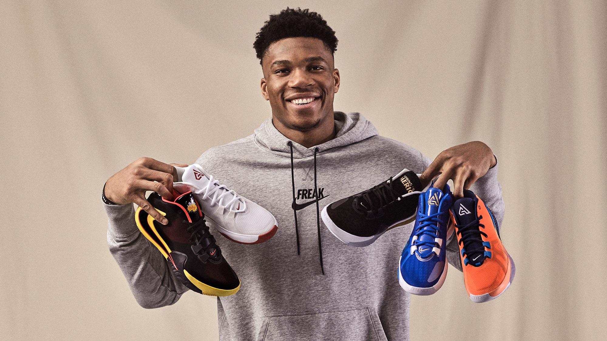 Nike signature sneaker