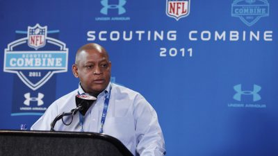 2011 NFL Scouting Combine – Media Day