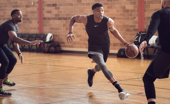 The Story Behind Giannis Antetokounmpo S First Nike Signature Sneaker