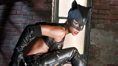CATWOMAN, Halle Berry, 2004, (c) Warner Brothers/courtesy Everett Collection