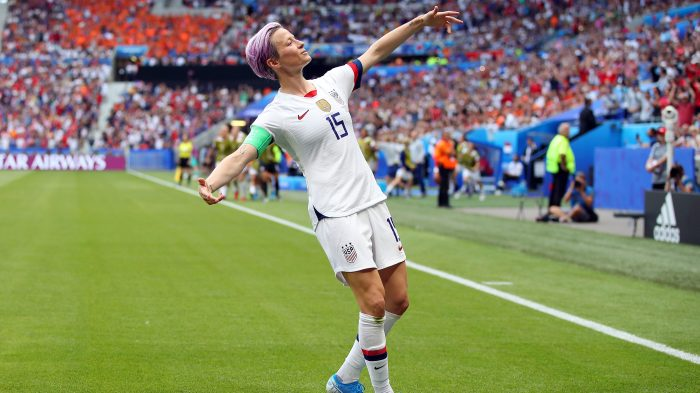 United States of America v Netherlands : Final – 2019 FIFA Women's World Cup France