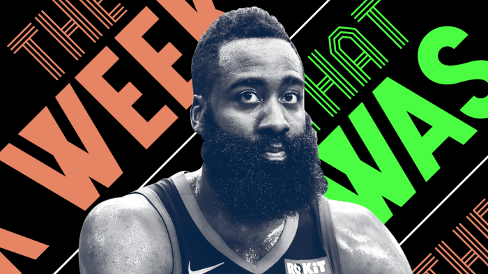 James Harden's a soccer team owner and other news of the week