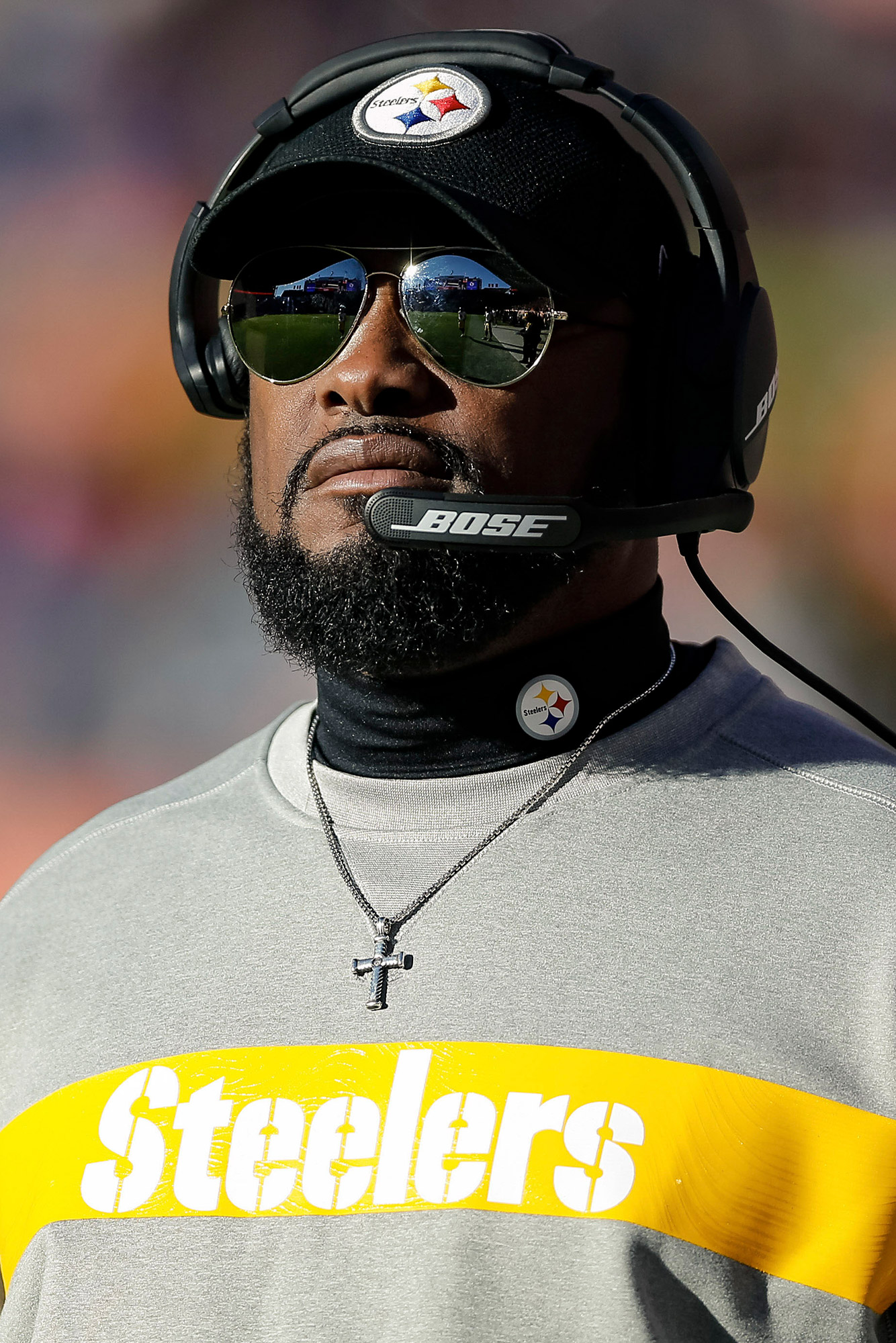 Steelers Mike Tomlin Teaches Faith Along With Football