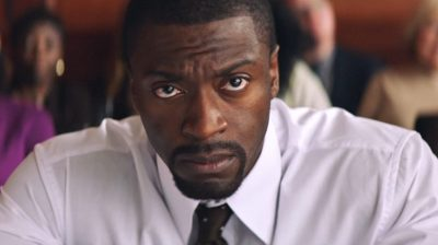 Aldis Hodge in Brian Banks