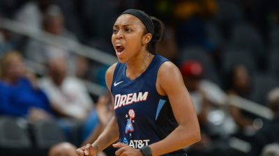 WNBA: MAY 24 Dallas Wings at Atlanta Dream