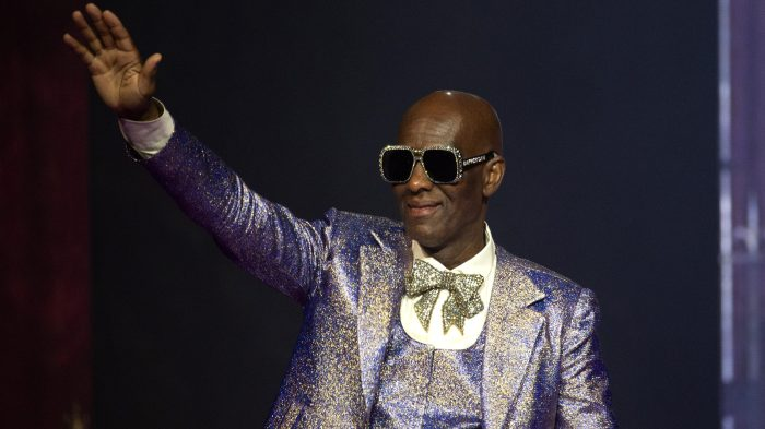 Fashion Designer Dapper Dan Can Thank Boxers For His Career And Some Of His Problems