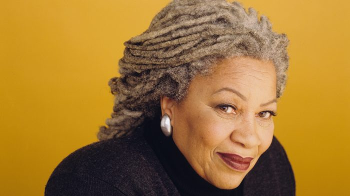 Toni Morrison made me stop wanting to be white