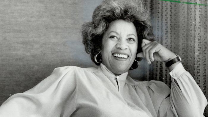 Toni Morrison 1982