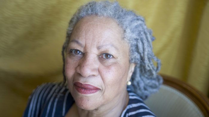 Reading Toni Morrison at 17, 25 and 35