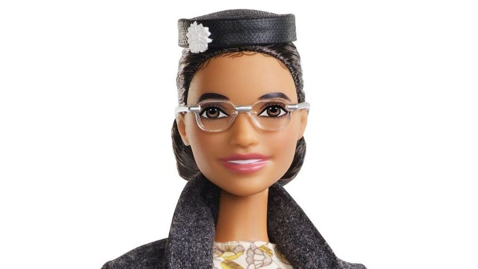 Is Mattel's release of a Rosa Parks Barbie doll too little, too late?
