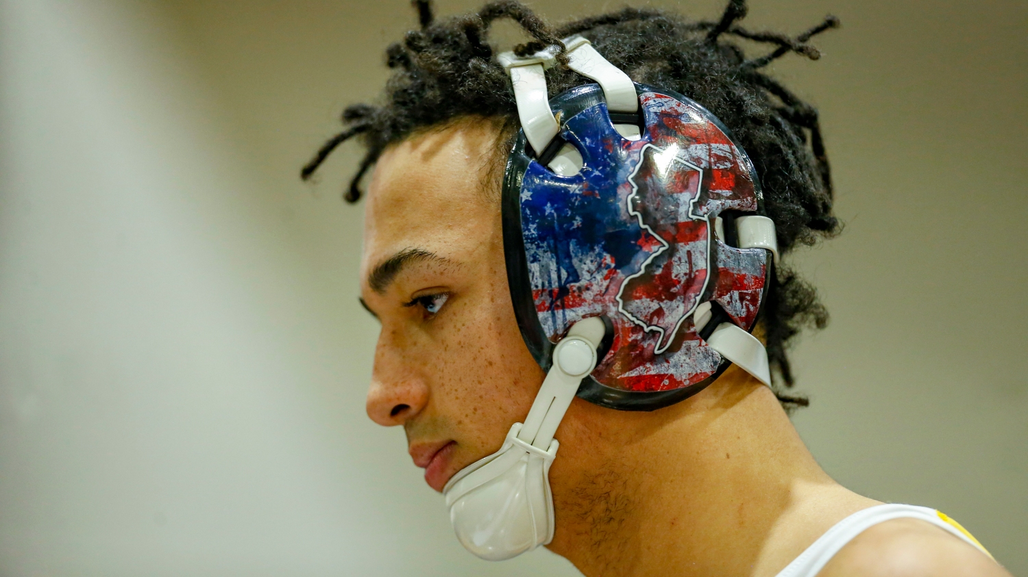 The untold story of wrestler Andrew Johnson's dreadlocks
