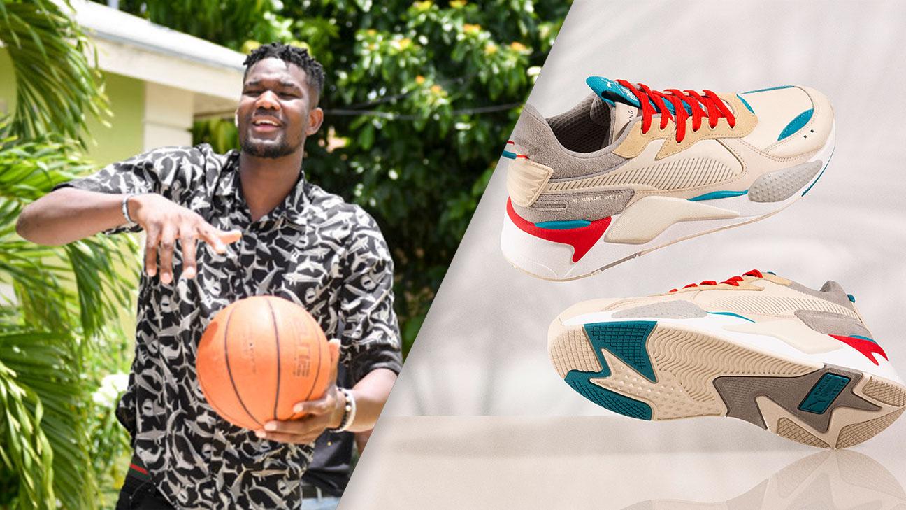 Puma shoe pays homage to Bahamas