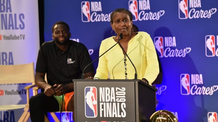 2019 NBA Finals Cares Events