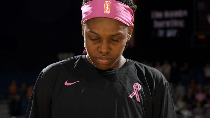 WNBA star Jonquel Jones: 'There's still a lot of people in the Bahamas who need things'